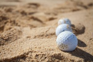Play The Sand Shot